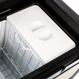 69L Internal compartment lid