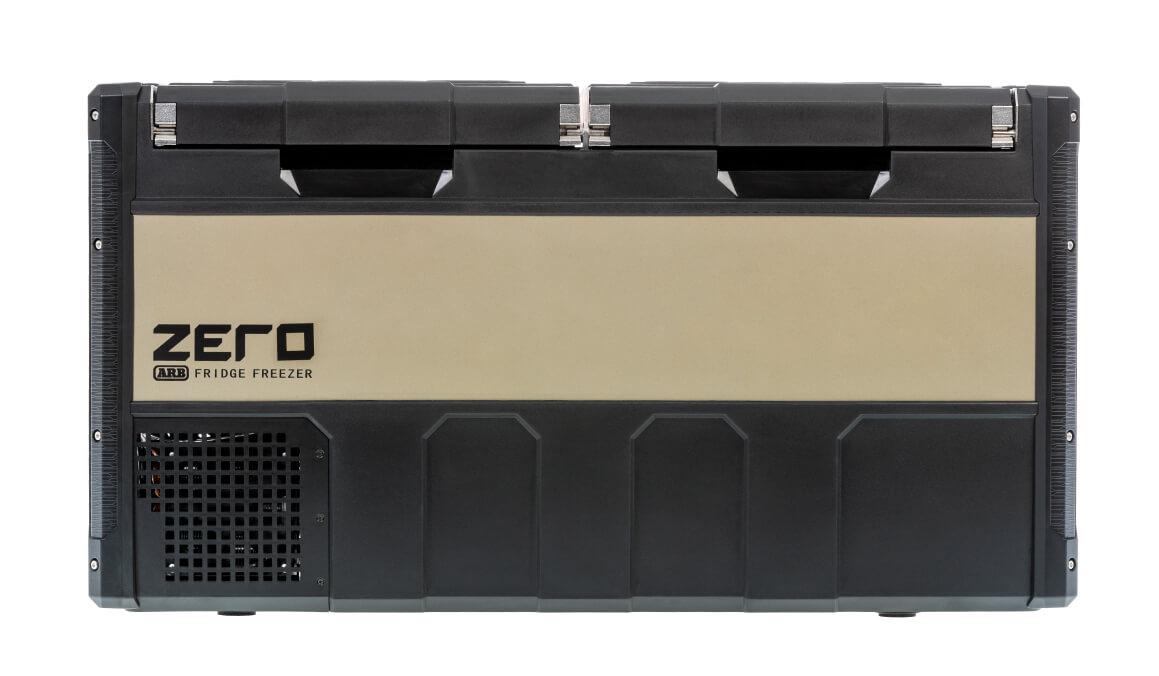 ARB Zero fridge freezer dual zone