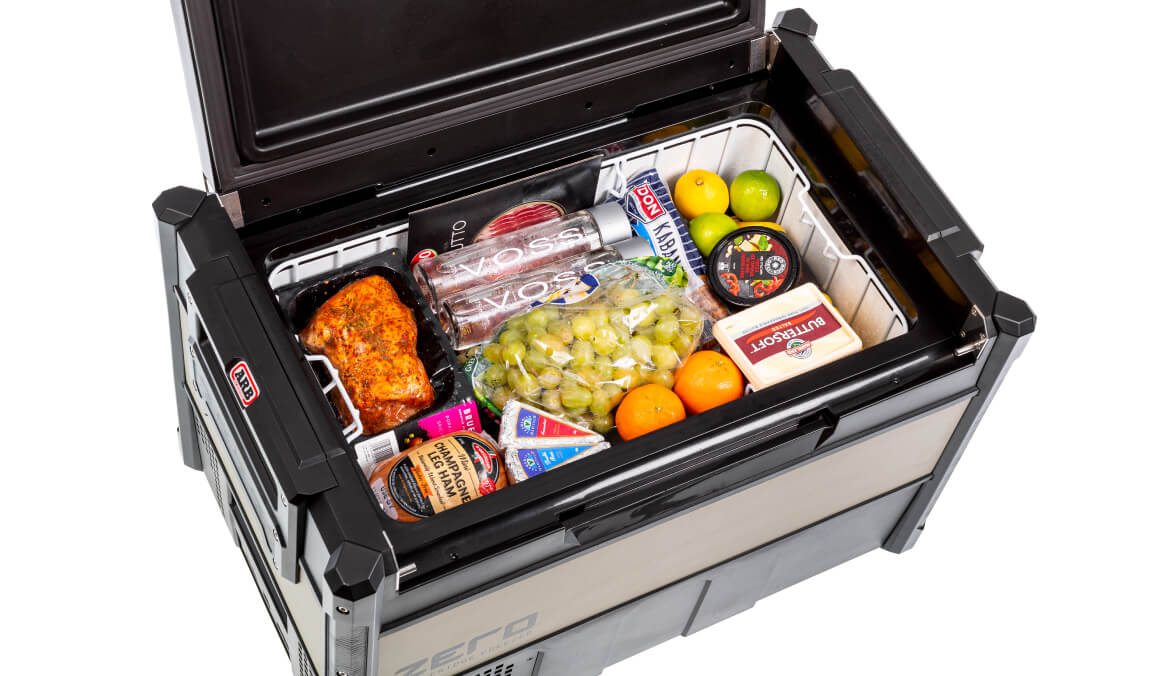 ARB ZERO single zone fridge freezer 60L