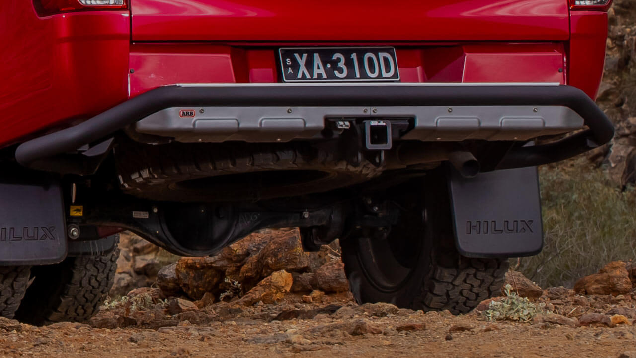 Rear Protection, Towing & Wheel Carriers