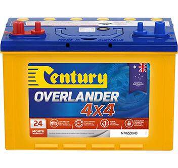 Overlander 4x4