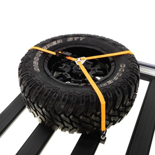 Spare Wheel Y-Strap