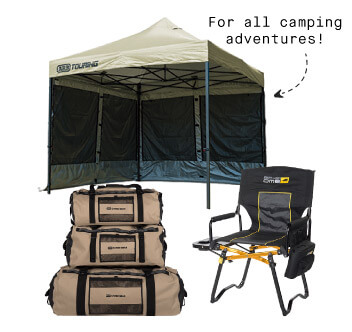 Awnings, Camping & Touring Accessories