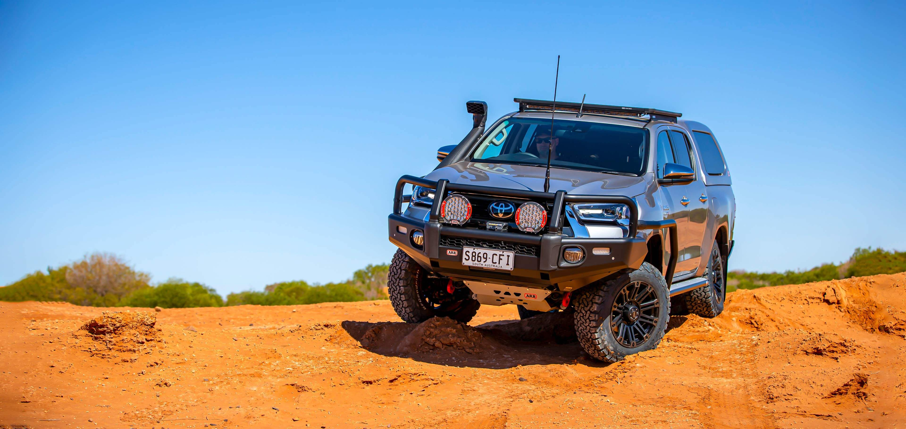 Arb 4x4 Accessories For Toyota Hilux 2020 Present