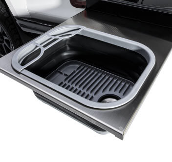12L Collapsible<br>Sink