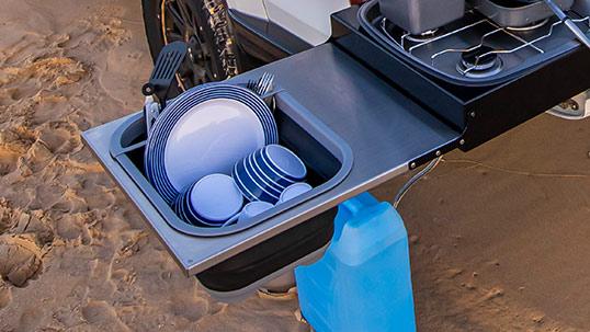 Slide Kitchen 4wd Camp Kitchen Arb 4x4 Accessories