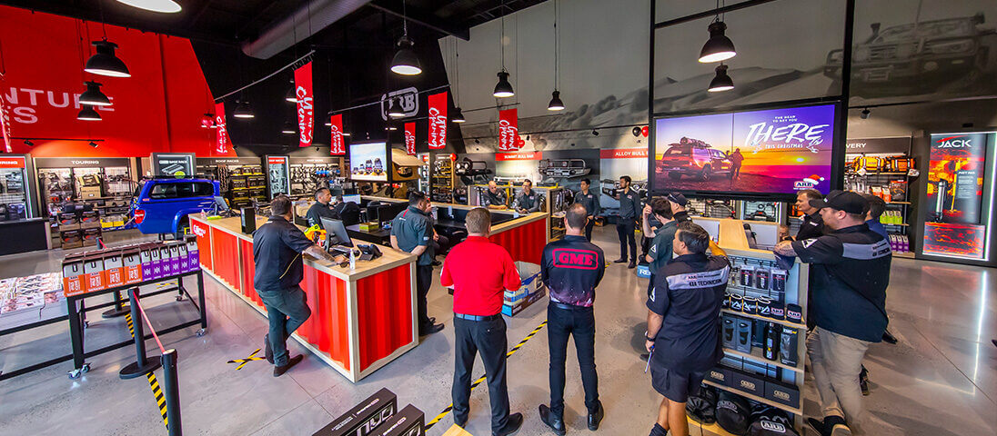 Brand New ARB Store for Seven Hills