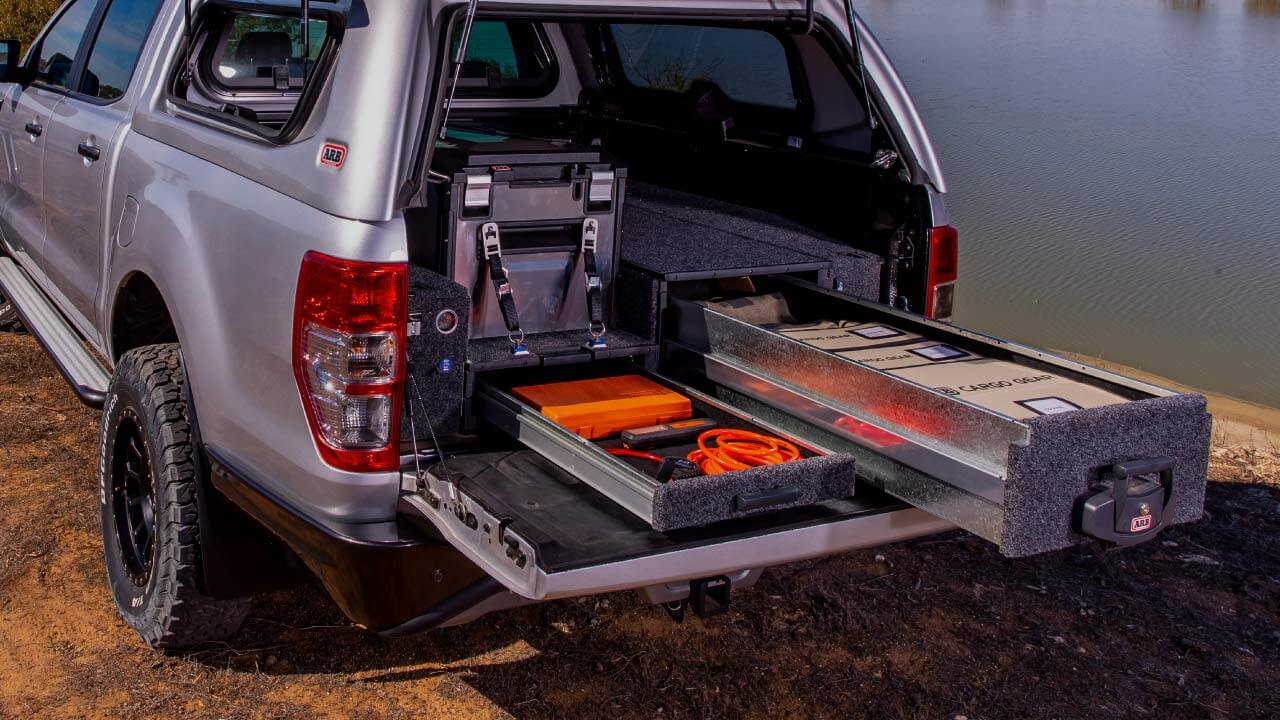 Drawers & Cargo Solutions
