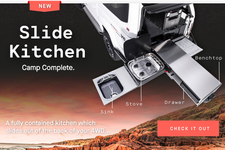 ARB Slide Kitchen - new release