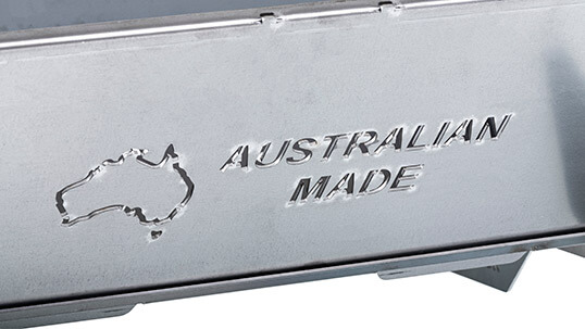 ARB Fire Pit is Australian made