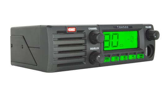 GME vehicle mount radio 4500S