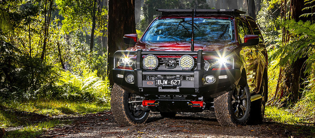 ARB Releases Accessories for 2020 Mazda BT-50