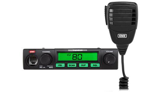 GME Vehicle Mounted Radio TX3500S