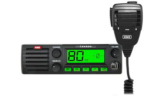 GME Vehicle Mount Radio TX4500S