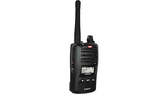 GME handheld radio TX6160