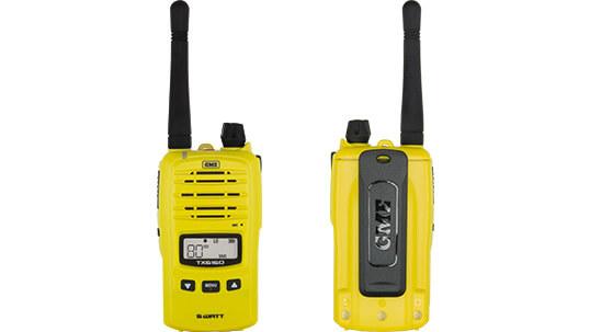 TX6160YTP GME radio handheld