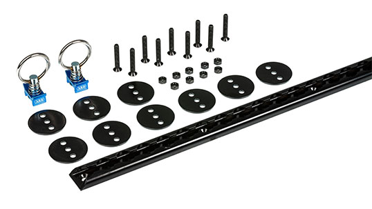 ARB tie-down aluminium slide kit