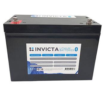 Invicta Bluetooth Lithium 12V range