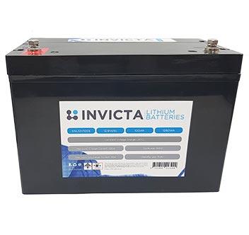 Invicta Lithium 12V range
