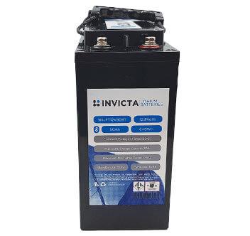 Invicta Bluetooth Slim Lithium 12V range